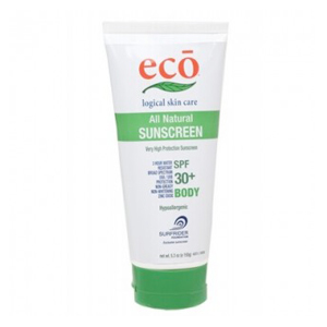 Eco Natural Sunscreen – Body SPF 30+ 150g