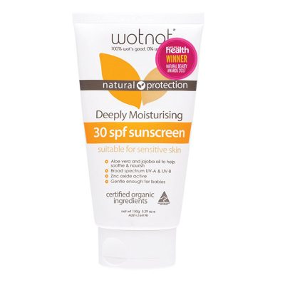 Wotnot 30+ SPF Sunscreen 150g